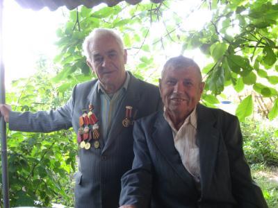 Stepanowitsch und Danielowitsch